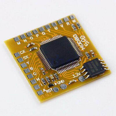 1pcs MODBO5.0 V1.93 Chip For PS2 IC/PS2 SupportHard Disk Boot NIC 2.5cm*2.5cm