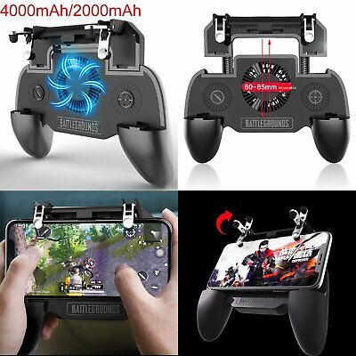 PUBG Mobile Phone Game Controller Joystick Cooling Fan Gamepad for Android IOS