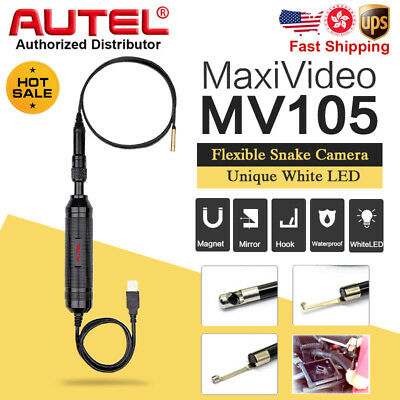 Autel MV105 5.5mm Digital Inspection Camera For MaxiSys Pro MS908P Elite Mini PC