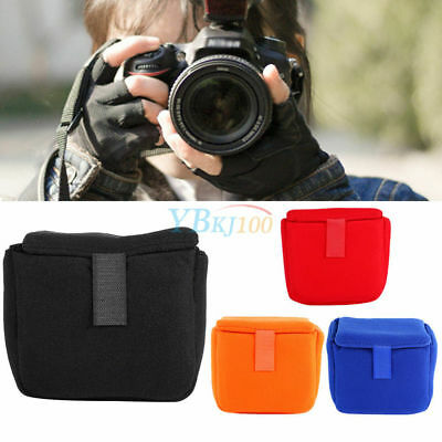 Hot SLR Camera Bag liner Insert Padded Camera DSLR Inner Folding Divider Case SL