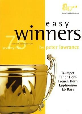 Easy Winners for Treble Clef Brass (Part Only) Trumpet/Tr... BW0124TC