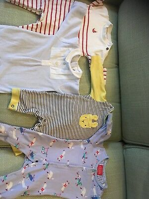 0-3 Months Joules, M&S, John Lewis Baby Grows