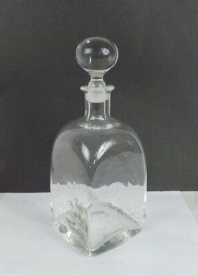 Dartington Frank Thrower Decanter. Excellent condition