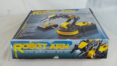The Source Wired Control Robot Arm Kit