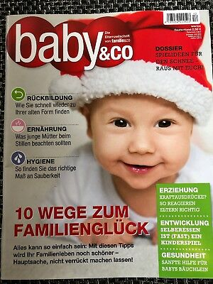 Baby & Co. Dezember Winter 2018 Familie&Co