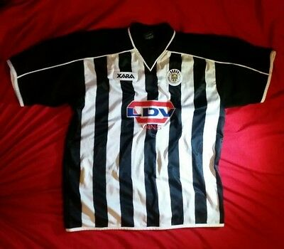 St Mirren Football Shirt - XL.  LDV era. 2 available.