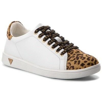CHAUSSURES GUESS FEMME flupe sneakers - EUR 95,00   PicClick FR 3baad5a4089