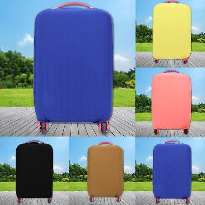 18-28 Travel Luggage Cover Protector Elastic Suitcase Dustproof Bag Anti Scratch