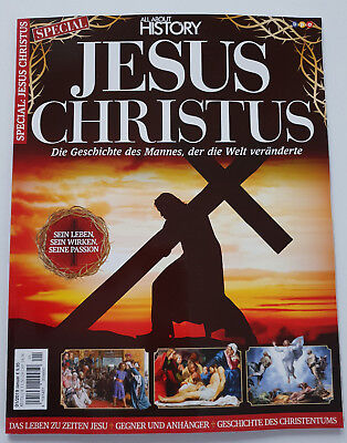 Jesus Christus All about History Special 1/2019 ungel.,1A  Zustand