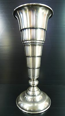 A Rare Antique/vintage Tall Silver 84P Wine Cup