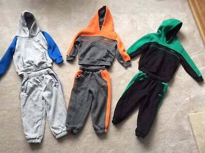 Slazenger hoodie and jogging pants bundle 2-3 years