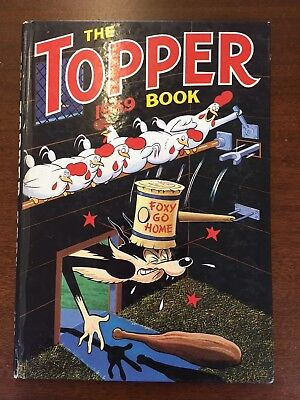 Topper Annual 1969, Very Good Unclipped