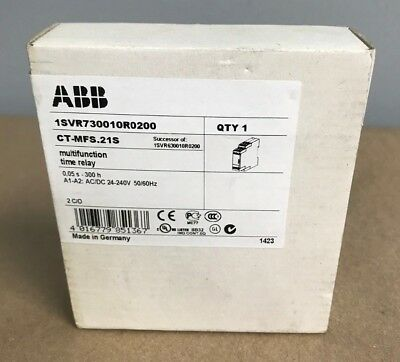 ABB 1SVR730010R0200 Multifunction Time Relay