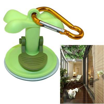 Pet Grooming Dog Shower Bath Tub Collar Harness Restraint Straps Suction Cup one