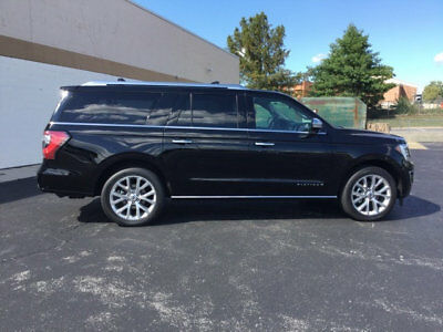 2018 Ford Expedition Max Platinum 4x4 2018 FORD EXPEDTION PLATINUM MAX HD TOW PACKAGE PRICE AFTER REBATES