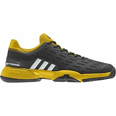 adidas Barricade X BY9918 Childrens Trainers~Tennis~Size UK 13.5 to 6.5