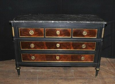 French Antique Commode - Napoleon III Chest Drawers 1890