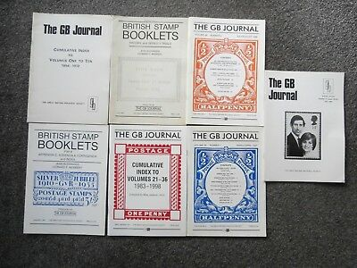The GB Journal. Seven different copies