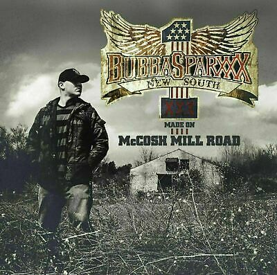 BUBBA SPARXXX ~ MADE ON MCCOSH MILL ROAD [CD] New!!