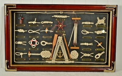 Nautical Knot Board