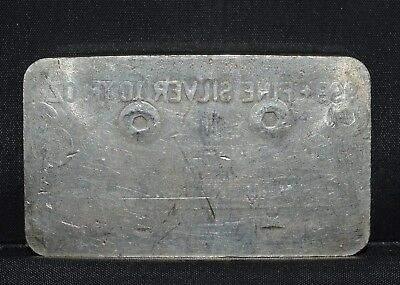 10 Oz Engelhard Silver Bar ✪ Reverse Convex Stamping ✪ 999 11Th Series ◢Trusted◣