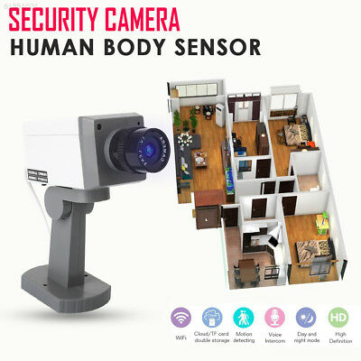 E7AF Emulational Camera Premium Universal ABS LED Bedroom Webcam