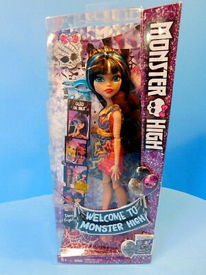 Welcome to Monster High Doll  Cleo De Nile  New!