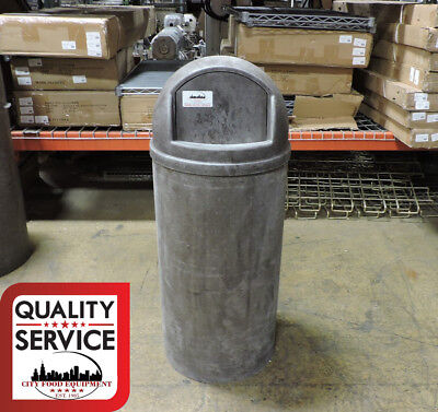 Rubbermaid 8160-88 Marshal® Classic Container Bullet Trash Can
