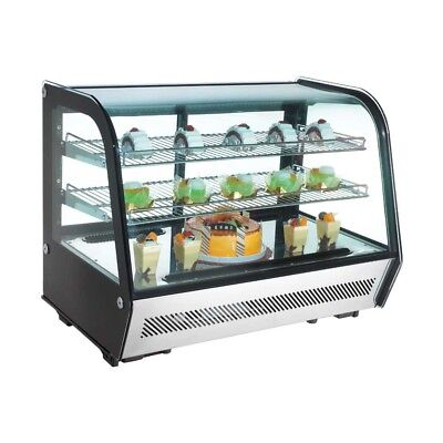"""Commercial Countertop Refrigerated Display Case 35"""""""