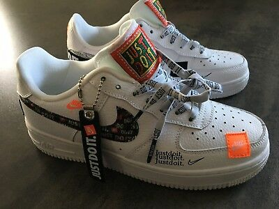 huge discount ce56b b5598 Nike Air Force One Just Do It Taille 39