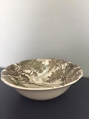 Vintage J&G Meakin 'Welcome Home' Bowl Dish
