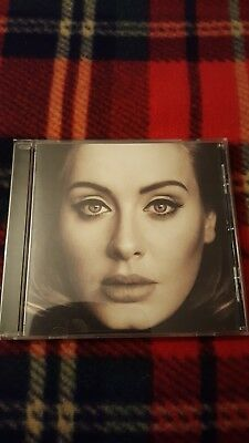 Adele - 25 CD (2015)- Tracks include Hello,  I Miss You,  When we were young