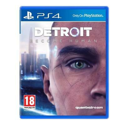 Sony PS4 DETROIT: BECOME HUMAN 9396772