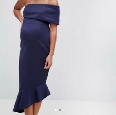 Asos Maternity Dress Size 14