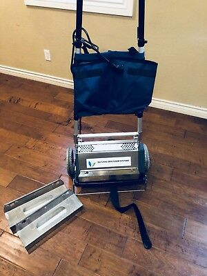 CRB Carpet Cleaner - 15 INCH w/Accessory Bag & Brushes