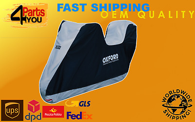 New Oxford Aquatex Cover Top Box Motorcycle Motorbike Rain Covers L  CV205 large