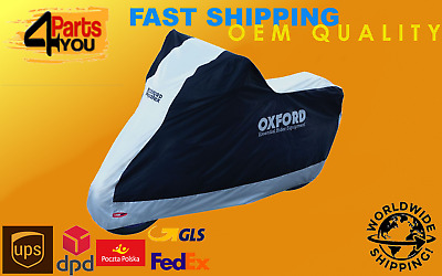 New Oxford Aquatex Cover  Motorcycle Motorbike Rain Covers L CV204 LARGE