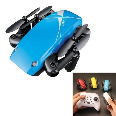 JY-018 Pocket Mini Foldable RC Drone 2.4GHz Gyro Quadcopter With HD Camera USA
