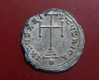 .RARE LEO VI the WISE WITH CONSTANTINUS VII Milaresion