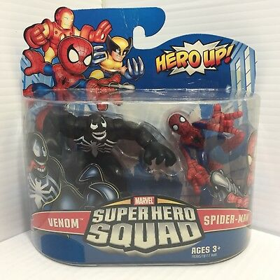 Marvel Super Hero Squad Amazing Spider-man Web shooting loose great condition