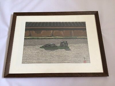 Japanese Framed Art Print