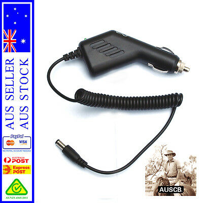 AUSCB 12-24V Car Adapter for Charging Dock - suits AUSCB 5W 80CH UHF Handheld CB