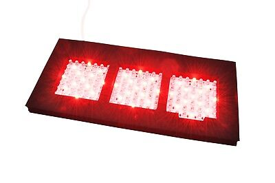 Infrared LED Therapy Pad XL3 Dual Light Deep Penetration Healing and Pain Relief