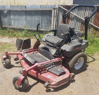 TORO RIDE ON Mower For Spares Or Repair - $112 50 | PicClick AU