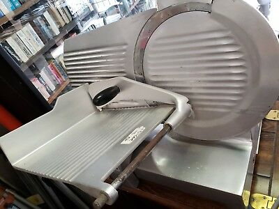"General Slicer #GS300A, 12"" Medium-Duty 1/3 HP Meat / Deli Slicer-Free shipping."