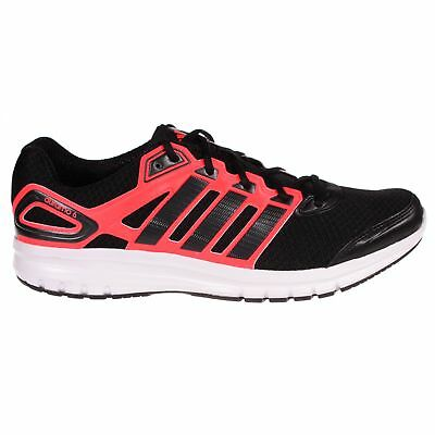 new style 5c4b8 2ad07 adidas Duramo 6 Mens Running Fitness Gym Trainer Shoe BlackRed