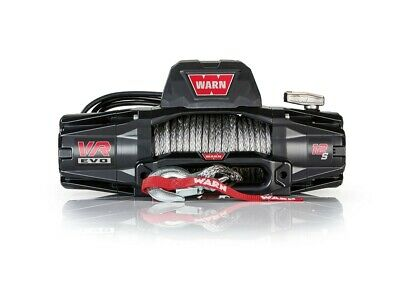 Warn Tabor winch 12-S synthetic Rope