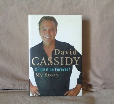 could it be forever my story cassidy david
