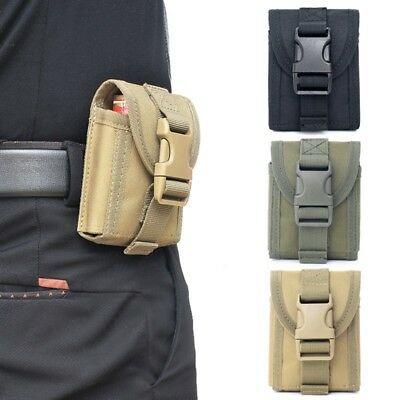 c7fe4e591f1a TACTICAL MOLLE POUCH EDC Multi-purpose Belt Waist Pack Bag Utility Phone  Pocket