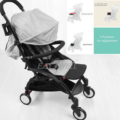 31cm Portable Baby Stroller Pedal Extension Seat Sleep Footrest for Prams New